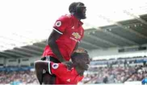 Arsenal Legend Thierry Henry Not Impressed With Lukaku Despite Fine Star To Man United Career